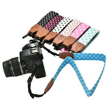 New Quick Rapid Shoulder Sling Belt Strap For Camera SLR DSLR Canon Nikon Sony T