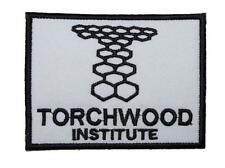 Doctor Torchwood Institute Badge Embroidered Patch Sew/Iron-on 3.5""