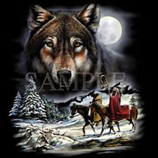 Overlooking Wolf Spirit T Shirt & Tank Tops All Sizes & Colors New