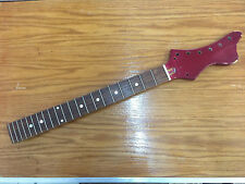 Teisco Electric Guitar Neck 1960's Made In Japan MIJ Unmarked Project