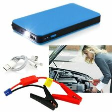 Blue 12V 20000mAh Multi-Function Car Jump Starter Power Booster Battery Charger