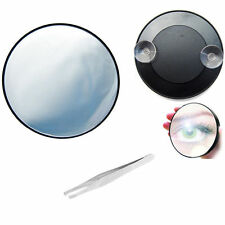 Magnifying Suction Make Up Tweezer Shaving Close Up Mirror 10x Magnification