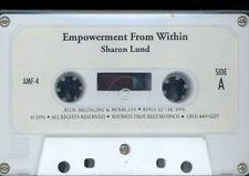 AUDIO CASSETTE SHARON LUND EMPOWERMENT FROM WITHIN 1996