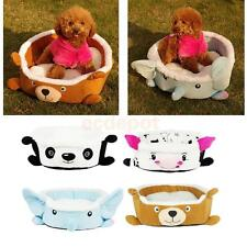 Lovely Small Fleece Pet Dog Puppy Bed House Cat Mat Cushion Removable Pet Bed
