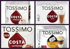 TASSIMO T Discs Refill Pods - Assorted Flavours