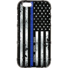 Magpul Field Case for iPhone 6,6s,7,8+. Blue Lives Matter,Thin Blue Line, Police