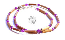 Hazelwood Therapeutic Amethyst - Gemstone Necklace #