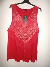 BNWT NEW LOOK LADIES STYLISH TUNIC TOP SIZE 14