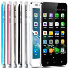 "Smartphone 4.5"" Android4.4 Cell Phone GSM GPS Unlocked Dual Core Dual SIM 5MP 3G"