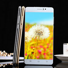 "6"" HD Touch Google Android Mobile Smart Phone Quad Core WiFi 3G GPS Unlocked"