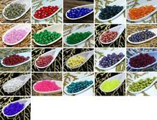 Seed Beads Czech Glass Seed Beads 6/0 PRECIOSA Seed Rocaille Glass Czech 4mm 20g