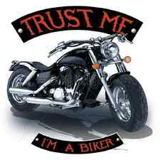 Trust Me I'm A Biker Cool Motorcycle T Shirt & Tank Tops All Sizes/Colors (752)