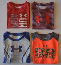 Toddler Boy's Under Armour Heat Gear Polyester Shirt
