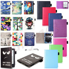 "Popular For 6"" Amazon All-New Kindle E-reader 2016 Folio PU Leather Case Cover"