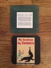 SEAL 1 Of 6 - My Goodness My Guinness | Coasters Beer Place Mat