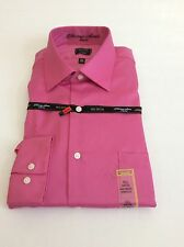 Arrow Fitted No-Iron Dress Shirt Sz.15 1/2, 16,16 1/2, 17,17 1/2(32/33,34/35 #37