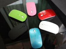 2.4GHz USB WIRELESS Optical MOUSE MICE FOR MACBOOK AIR PRO HP ASUS SONY Samsung