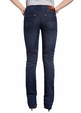 Womens Young Girls Skinny Slim Trousers Denim Long Pants Faded Jeans Jeggings