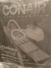 Conair MBTS4S Deluxe Thermal Spa Remote Control & Foot Massager Bath Mat System