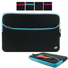 Universal 15 15.6 inch Laptop Neoprene Zipper Sleeve Bag Case Cover 15G26