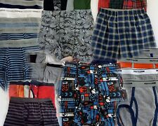 Boys Underwear Briefs-Boxers-Boxer Briefs-Size L Name Brands Free shipping Hanes