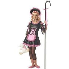 Deluxe Storybook Princess Goth Little Bo Peep Miss Muffet Queen Girl Costume