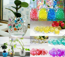 1000pcs  Magic Plant Growing Ball Flower Soil Mud Water Pearls Gel Beads Balls