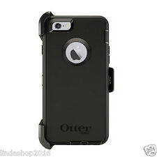 New Otterbox Defender Phone Case with Holster Belt Clip For iPhone 6 /6S Retail