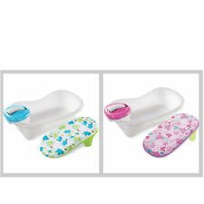 Baby Shower Tub Seat For Newborns Sling Wash Spa Summer Center Toddlers Sink New