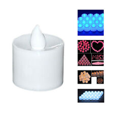 1P LED 5 Color Flash Flicker Flameless Battery Candle Light ZH