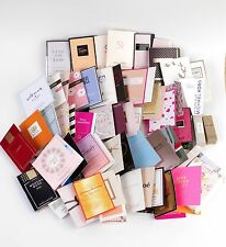 Perfume Sample Vials for Women and Men - YOUR CHOICE