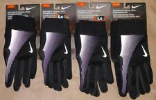 Nike Men's Thermal Tech Running Gloves, S/M/L/XL Black - Therma-FIT - NWT!