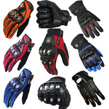 Windproof Waterproof Motorcycle Motocross Racing Winter Bicycle Warm Gloves Hot