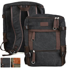 14 inch Laptop Tech Backpack Book Bag with Isolated Notebook Sleeve NBGNY-6