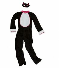 Kids Black Cat All-in-One with Mask