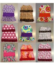 Handmade Extra-Small and XX-Small Cute Dog Dresses