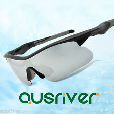 Outdoor Windproof Cycling Glasses Polarized Driving Fishing UV Protection Glass