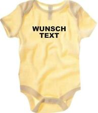 Baby body suit with the text of your choice Size 3-24 Months BELA10008612