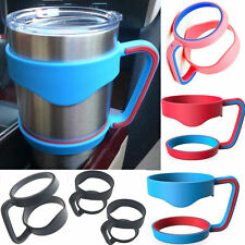 Handle For 30 Oz Rambler Stainless Steel Insulated Tumbler Mug Coffee Cup Top