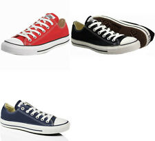 New Unisex Converse Chuck Taylor All Star Ox Low Canvas Trainers Shoes Sneakers
