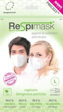 NEW Face Mask 10 pcs protects from Viruses Dust Hay Fever Allergens Flu Cold