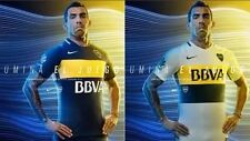 NEW 2016!!! Nike Genuine Boca Juniors Soccer Jersey from Argentina