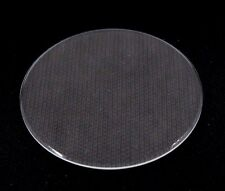 17 mm - 24.5 mm Flat Round Mineral Glass Watch Crystal 2 mm Thick
