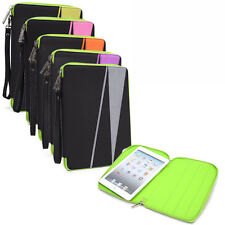 Universal 6 - 8 inch Tablet Nylon Sleeve Pouch Case Cover MINIBR3