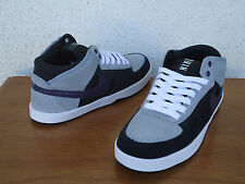 NIKE Men's Shoe's  Skateboarding MAVRK MID 3 Black/Purple/Gray 510974 051