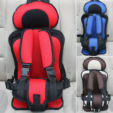 Safety Baby Kid Car Seat Toddler Infant Convertible Booster Portable Chair PO