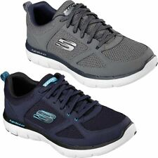 2016 Skechers Flex Advantage 2.0 Lightweight Trainers Mens Street Walking Shoes
