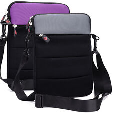 10 - 11.6 inch Tablet Convertible Sleeve & Shoulder Bag Case Cover 11R2-1