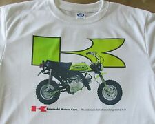 Kawasaki 75mt T-Shirt - Custom Image - Vapor Apparel - Men Small to 3XL - NEW