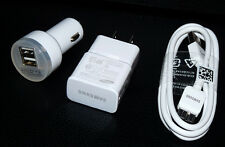 New Samsung Galaxy Note 3 S5 Wall & Car USB Charger,USB Data Sync Charger 3.0